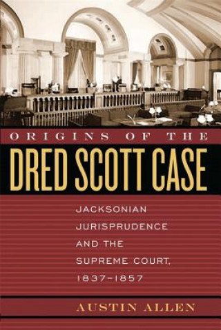 Origins of the Dred Scott Case