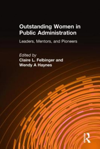 Outstanding Women in Public Administration