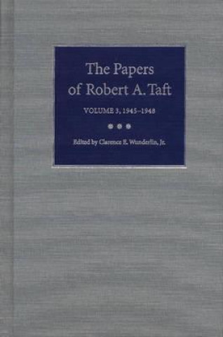 Papers of Robert A.Taft