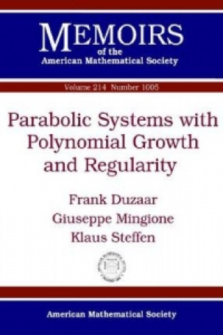 Parabolic Systems with Polynomial Growth and Regularity