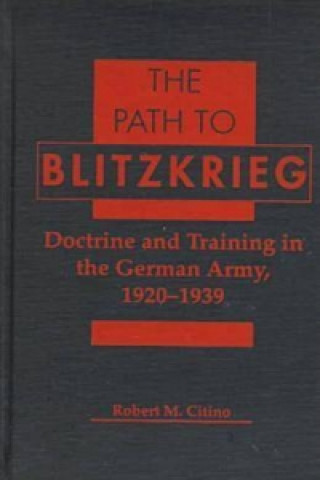 Path to Blitzkrieg