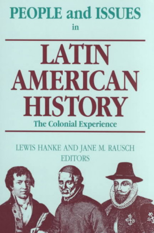 People and Places in Latin American History