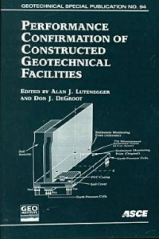 Performance Confirmation of Constructed Geotechnical Facilities