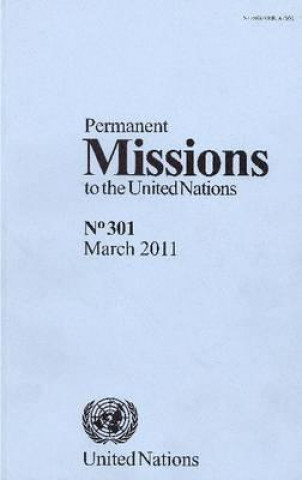 Permanent Missions to the United Nations March 2011