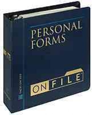 Personal Forms on File 1999 Edition