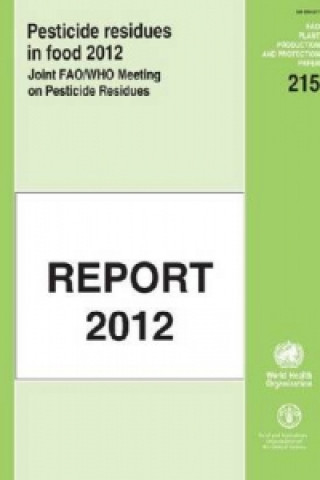Pesticide Residues in Food 2012