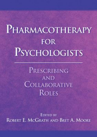 Pharmacotherapy for Psychologists