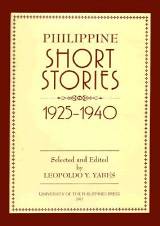 Philippine Short Stories