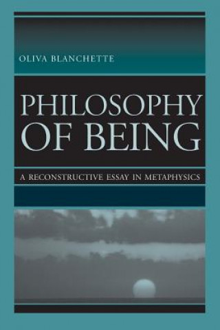 Philosophy of Being