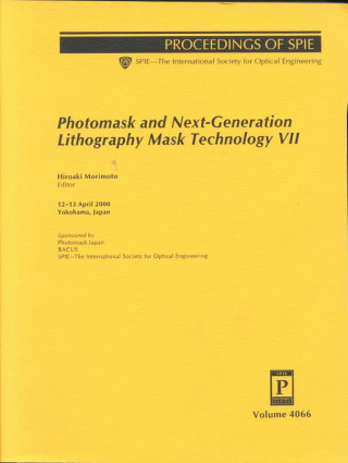 Photomask and Next-Generation Lithography VII