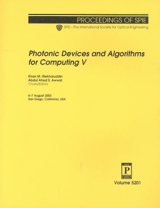 Photonic Devices and Algorithms for Computing