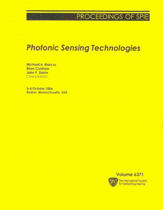 Photonic Sensing Technologies