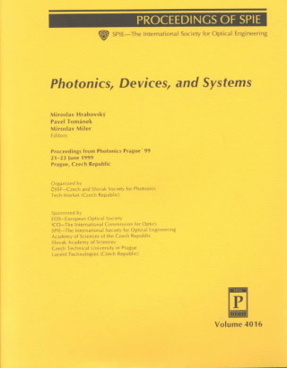 Photonics, Devices, and Systems