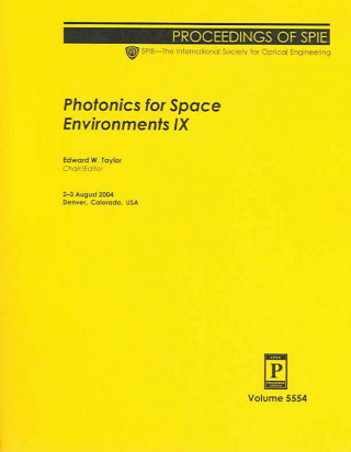 Photonics for Space Environments