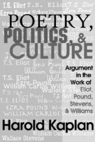Poetry, Politics, and Culture