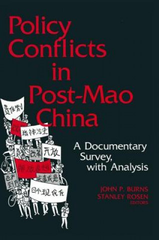 Policy Conflicts in Post-Mao China