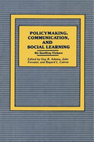 Policy-making, Communication and Social Learning
