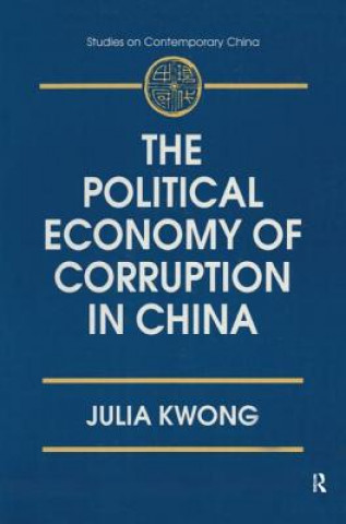Political Economy of Corruption in China