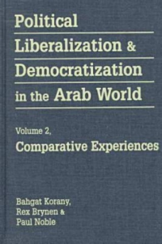 Political Liberalization and Democratization in the Arab World
