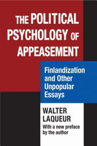 Political Psychology of Appeasement