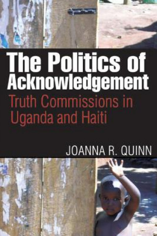 Politics of Acknowledgement