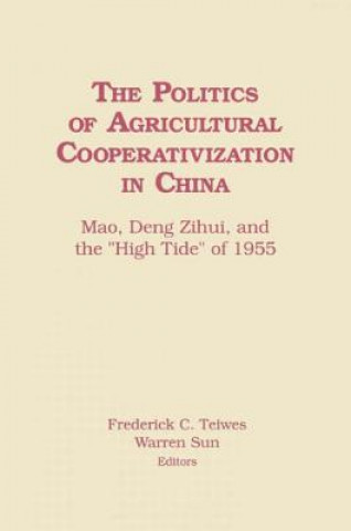 Politics of Agricultural Cooperativization in China