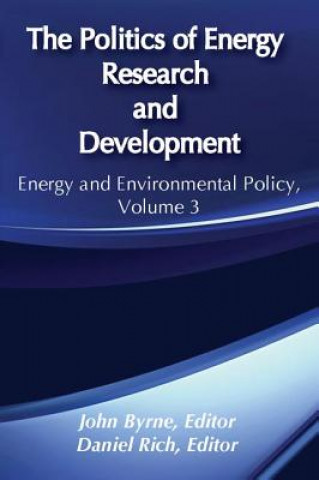 Politics of Energy Research and Development