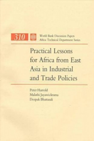 Practical Lessons for Africa from East Asia in Industrial and Trade Policies