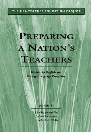 Preparing a Nation's Teachers