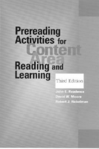 Prereading Activities for Content Area Reading and Learning