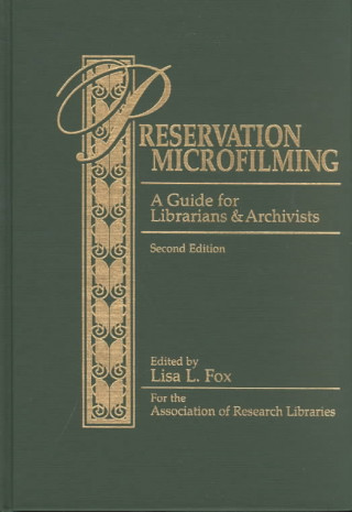 Preservation Microfilming