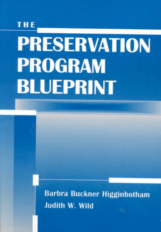Preservation Program Blueprint