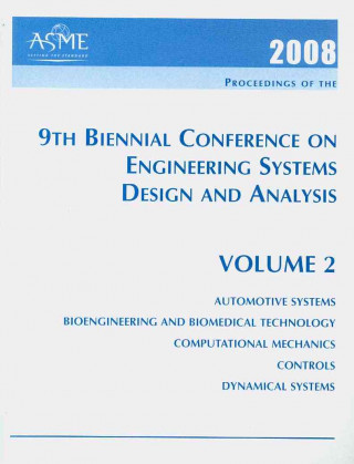 Print Proceedings of the ASME 2008 9th Biennial Conference on Engineering Systems Design and Analysis (ESDA2008) July 7-9, 2008, Haifa, Israel