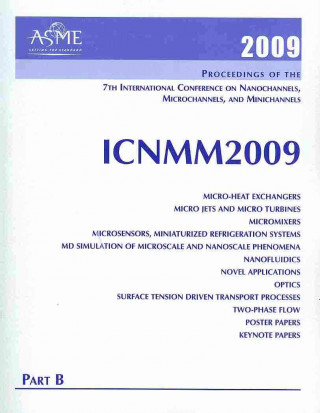 Print Proceedings of the ASME 2009 7th International Conference on Nanochannels, Microchannels, and Minichannels (ICNMM2009)