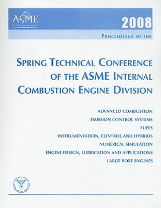 Proceedings of the Spring Technical Conference of the ASME International Combustion Engine Division