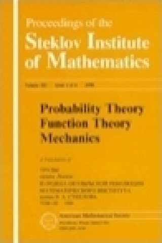 Probability Theory, Function Theory, Mechanics