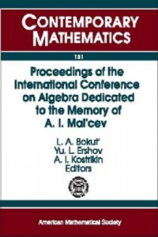 Proceedings of the International Conference on Algebra