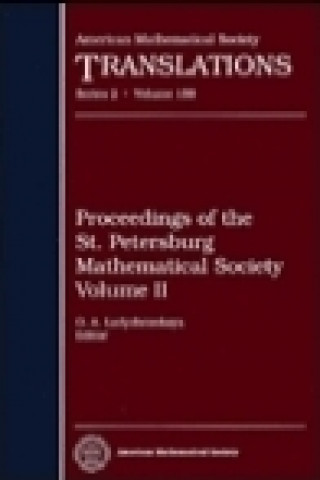 Proceedings of the St. Petersburg Mathematical Society