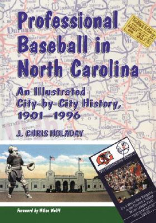 Professional Baseball in North Carolina