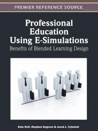 Professional Education Using e-simulations