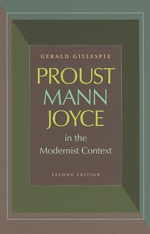Proust, Mann, Joyce in the Modernist Context