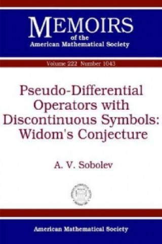 Pseudo-Differential Operators with Discontinuous Symbols