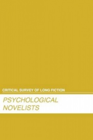 Critical Survey of Long Fiction