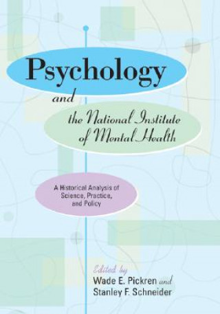 Psychology and the National Institute of Mental Health