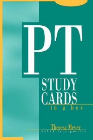 PT Study Cards in a Box
