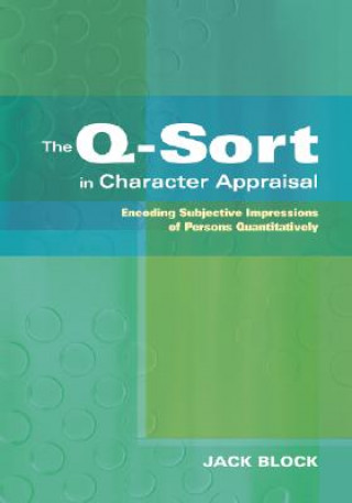 Q-sort in Character Appraisal