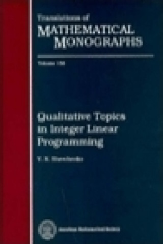 Qualitative Topics in Integer Linear Programming