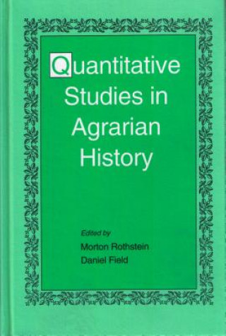 Quantitative Studies in Agrarian History