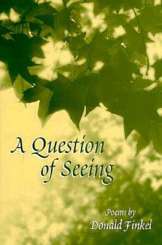Question of Seeing