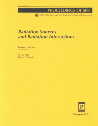 Radiation Sources and Radiation Interactions